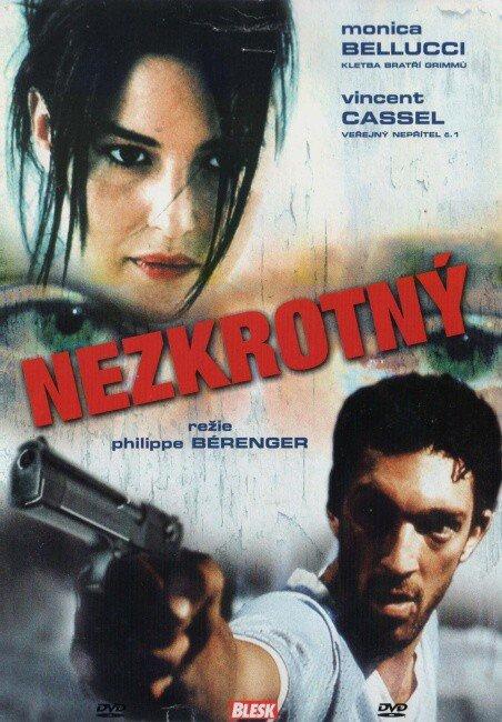 Nezkrotný (DVD) (papírový obal)