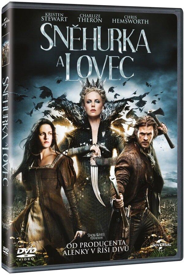 Sněhurka a lovec (DVD)