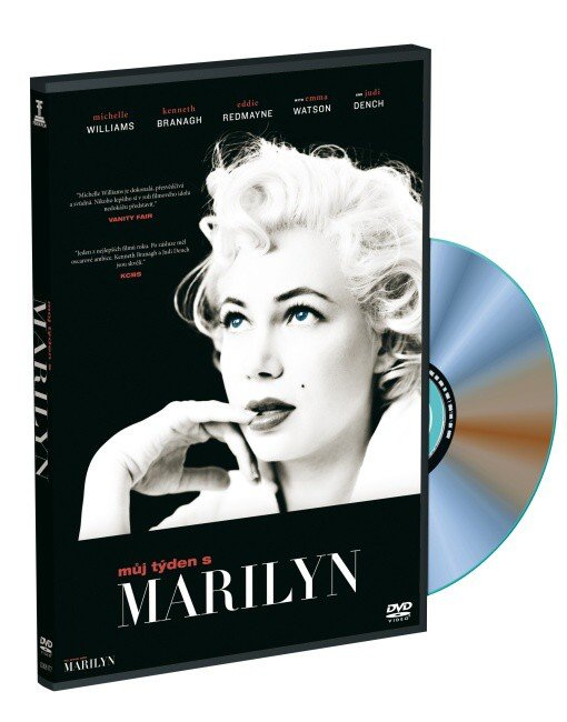 Můj týden s Marilyn (DVD)