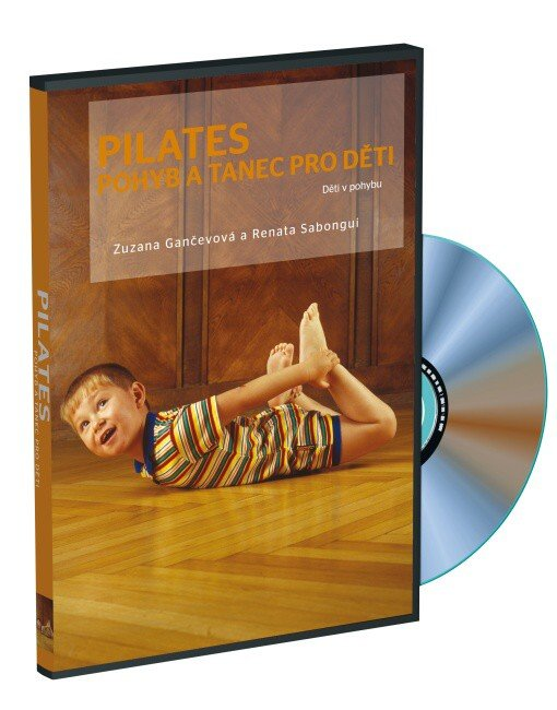 Pilates - Pohyb a tanec pro děti (DVD)