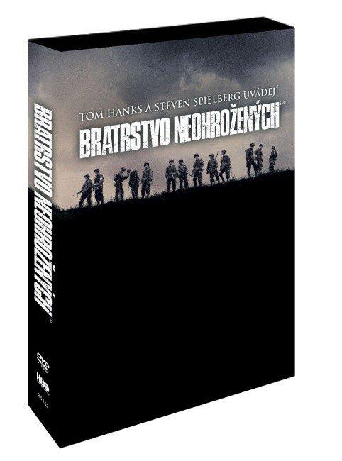 Bratrstvo neohrožených - kompletní seriál (5 DVD)