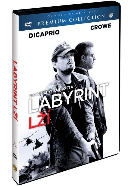 Labyrint lží (DVD) - Premium Collection