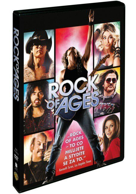 Rock of Ages (Tom Cruise) (DVD)