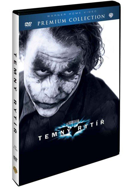 Temný rytíř (DVD) - Premium Collection