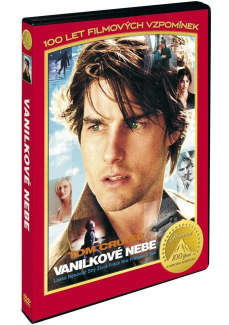 Vanilkové nebe (DVD) - edice 100 let Paramountu