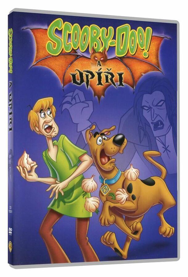 Scooby Doo a upíři (DVD)