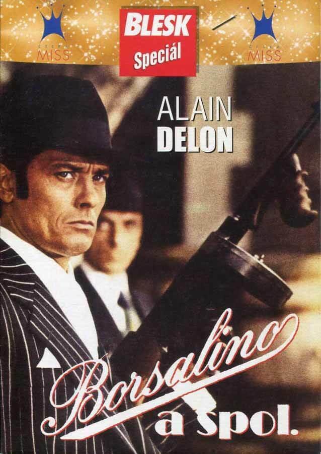Borsalino a spol. (DVD) (papírový obal)
