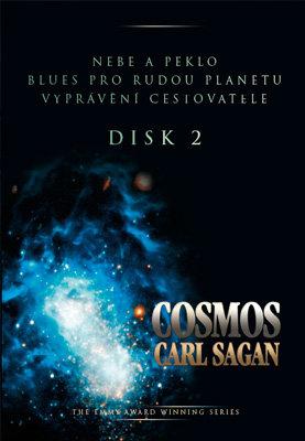Carl Sagan: Cosmos 02 (DVD) (papírový obal)