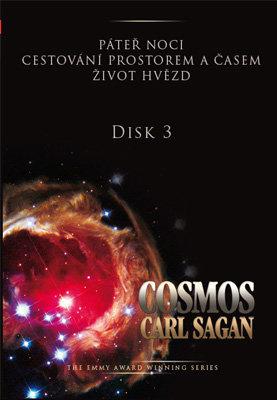 Carl Sagan: Cosmos 03 (DVD) (papírový obal)