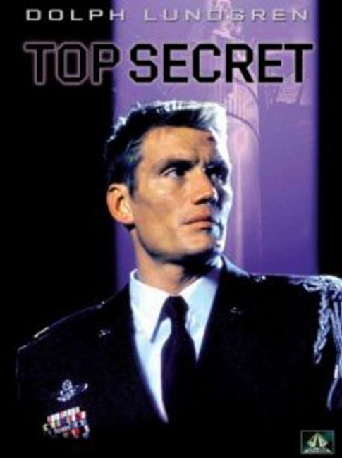 Top Secret (Dolph Lundgren) (DVD)