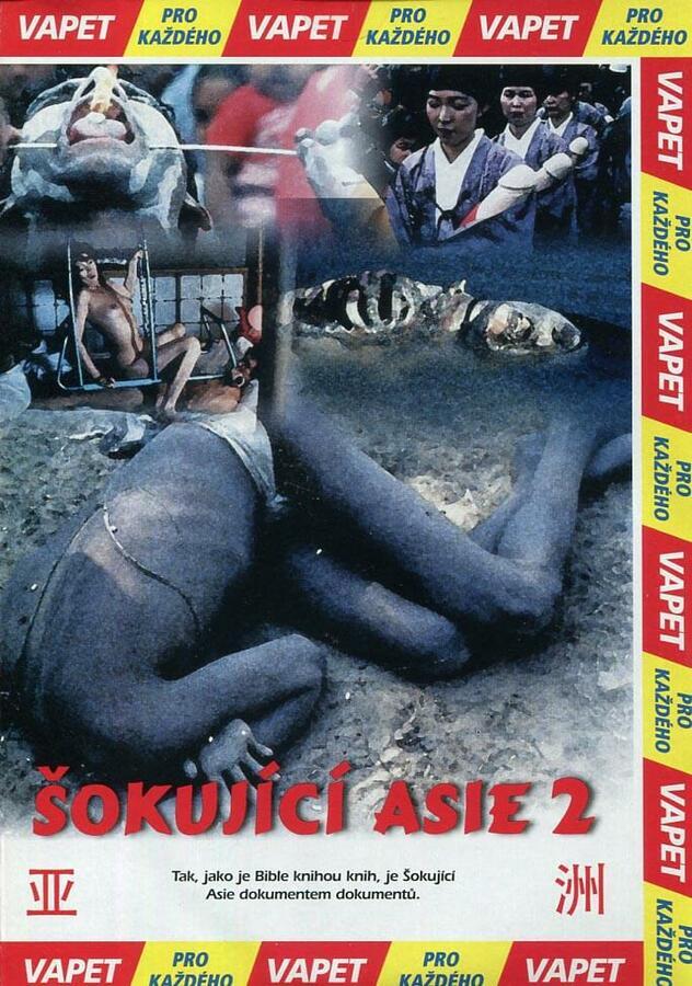 Šokující Asie 2 (DVD) (papírový obal)