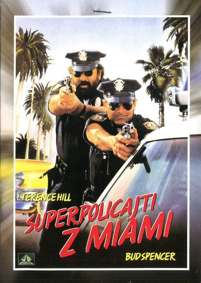 Superpolicajti z Miami (DVD) (papírový obal)