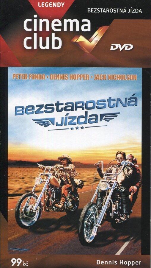 Bezstarostná jízda (DVD) - edice Cinema Club