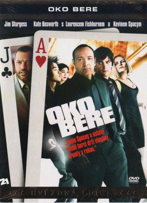 Oko bere (DVD) - hvězdná edice