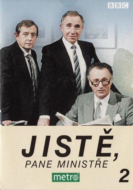 Jistě, pane ministře 2 (DVD) (papírový obal)
