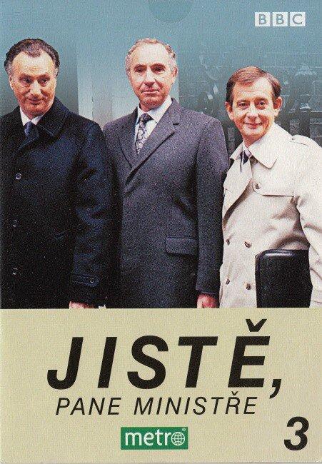 Jistě, pane ministře 3 (DVD) (papírový obal)