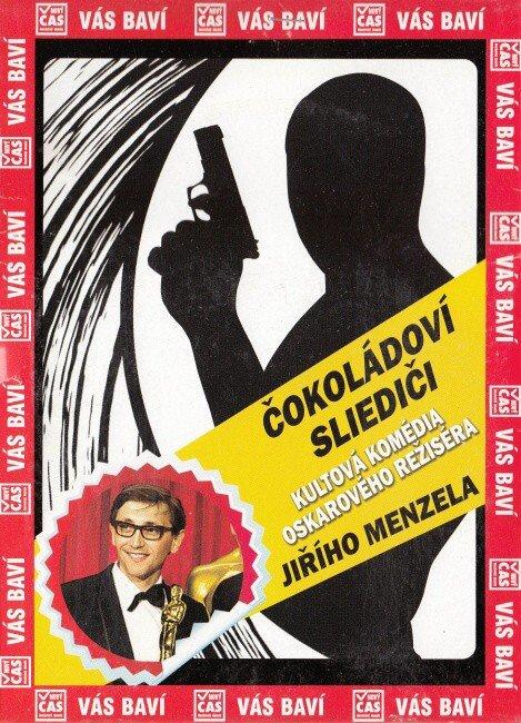 Čokoládoví čmuchalové (DVD) (papírový obal)
