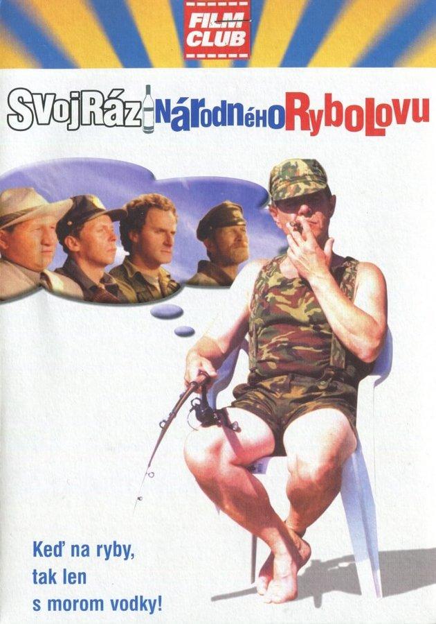 Svéráz národního rybolovu (DVD) (papírový obal)