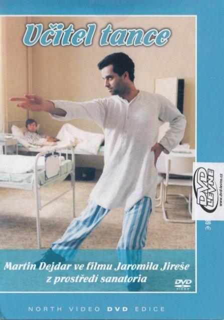 Učitel tance (DVD) (papírový obal)