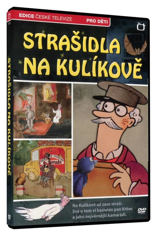 Strašidla na Kulíkově (DVD)