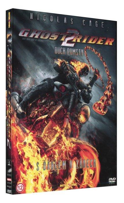 Ghost Rider 2: Duch pomsty (DVD)