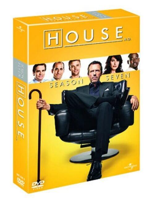 Dr. House 7. sezóna (6 DVD)
