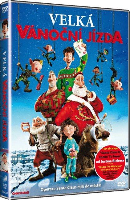 Velká vánoční jízda (DVD)
