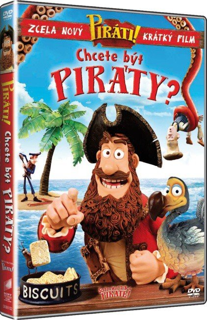 Chcete být piráty? (DVD)
