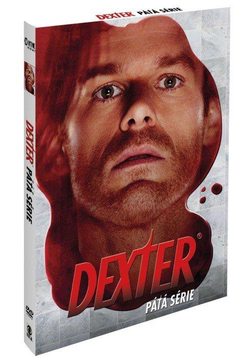 Dexter - 5. série - 3 DVD
