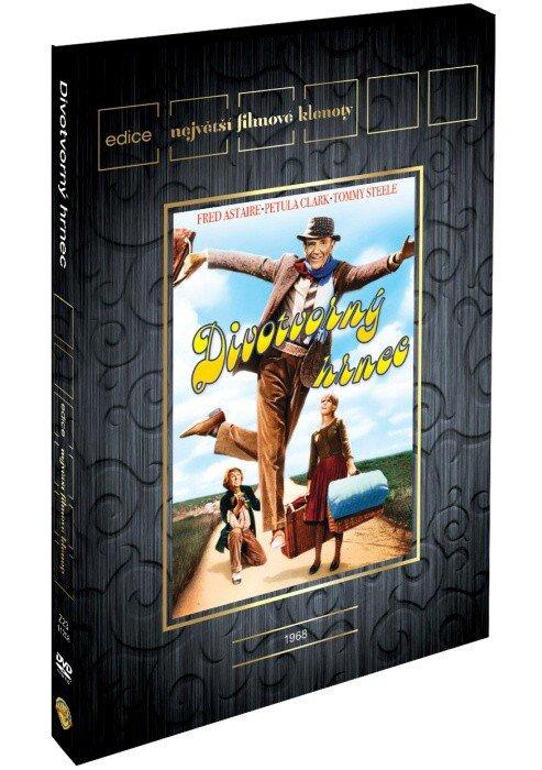 Divotvorný hrnec (Fred Astaire) (DVD) - edice Filmové klenoty