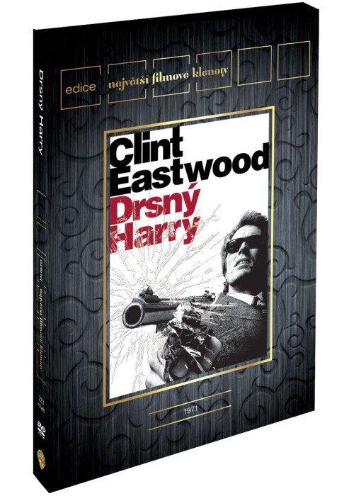 Drsný Harry (DVD) - edice Filmové klenoty