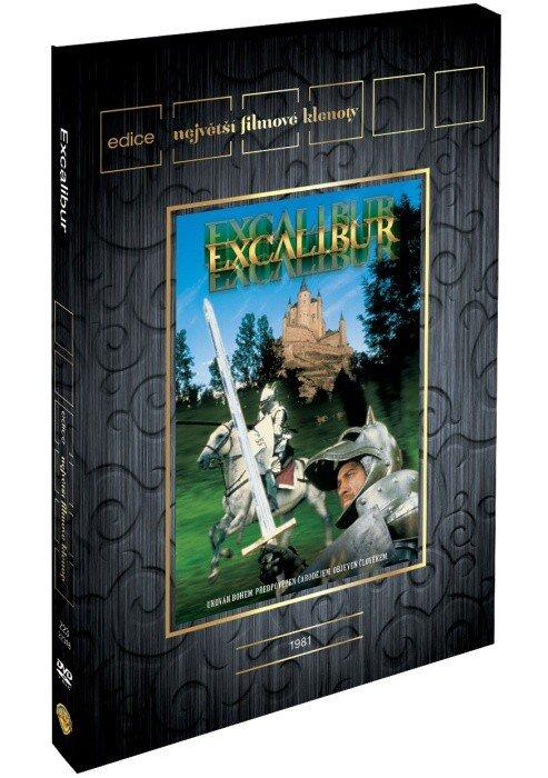 Excalibur (DVD) - edice Filmové klenoty