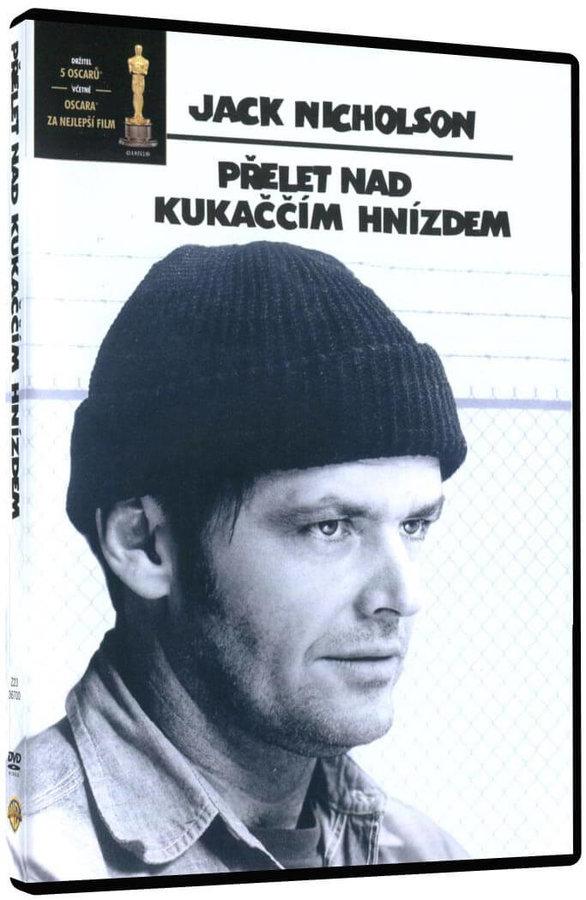 Přelet nad kukaččím hnízdem (DVD)