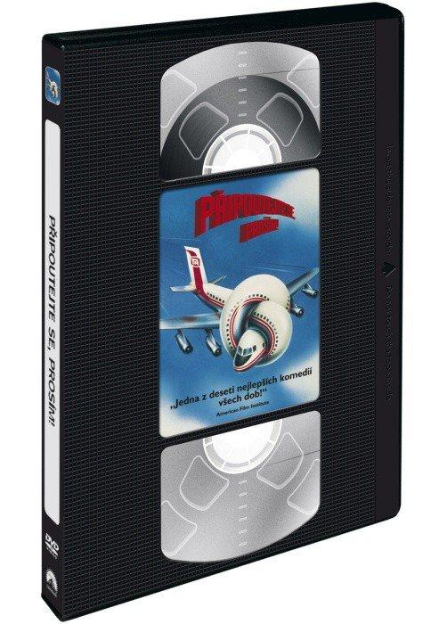 Připoutejte se, prosím! (DVD) - Retro edice
