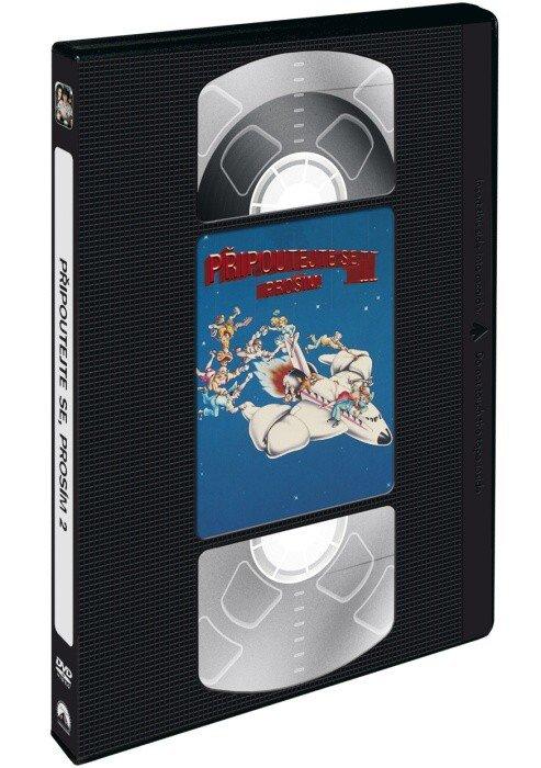 Připoutejte se, prosím! 2 (DVD) - Retro edice