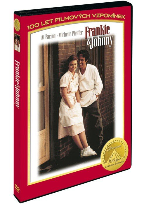 Frankie a Johnny (DVD) - edice 100 let Paramountu