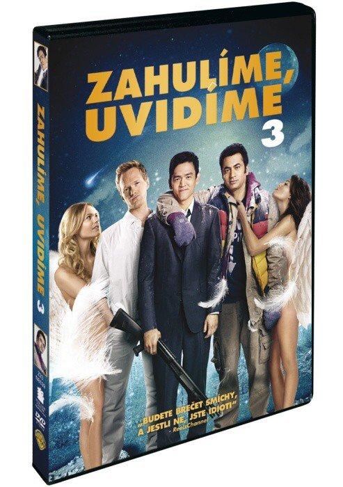 Zahulíme, uvidíme 3 (DVD)
