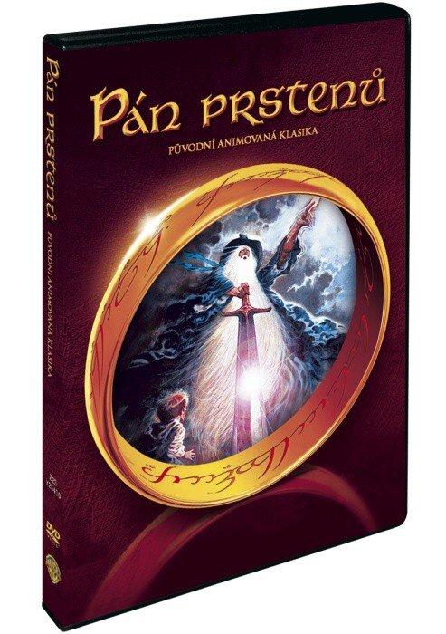 Pán prstenů (DVD) - animovaný
