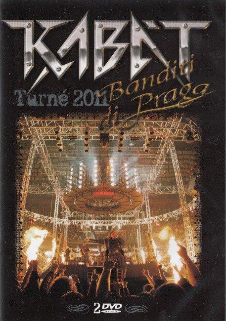Kabát - Banditi di Praga LIVE 2011 - 2xDVD