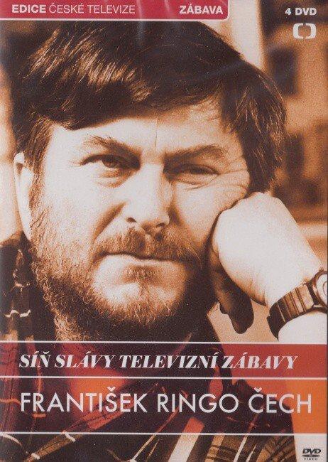 Síň slávy televizní zábavy - František Ringo Čech - 4xDVD
