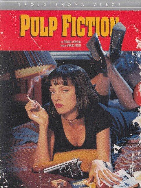 Pulp Fiction - 3xDVD - speciální edice