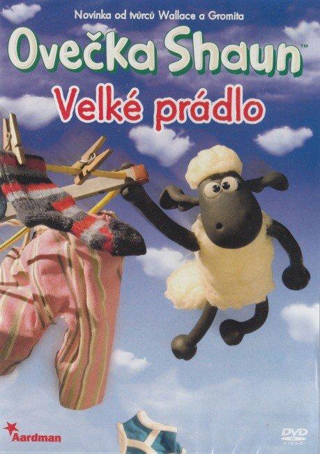 Ovečka Shaun - Velké prádlo (DVD)