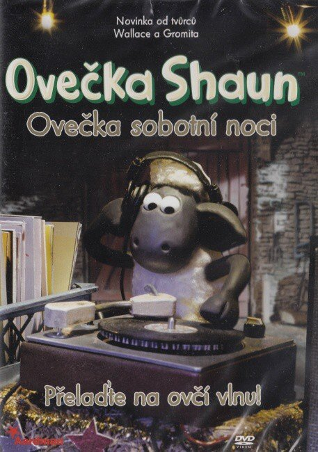 Ovečka Shaun - Ovečka sobotní noci (DVD)