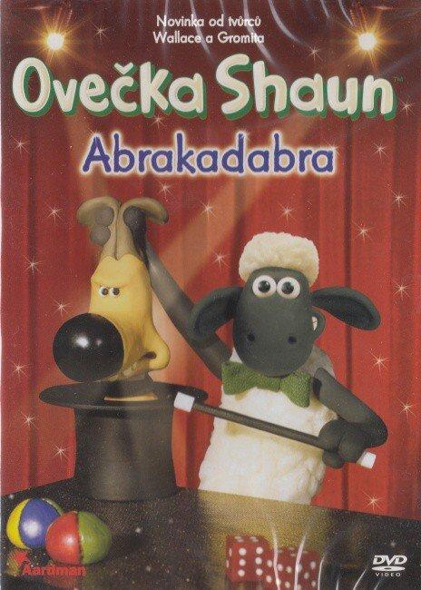 Ovečka Shaun - Abrakadabra (DVD)