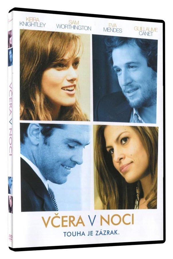 Včera v noci (DVD)