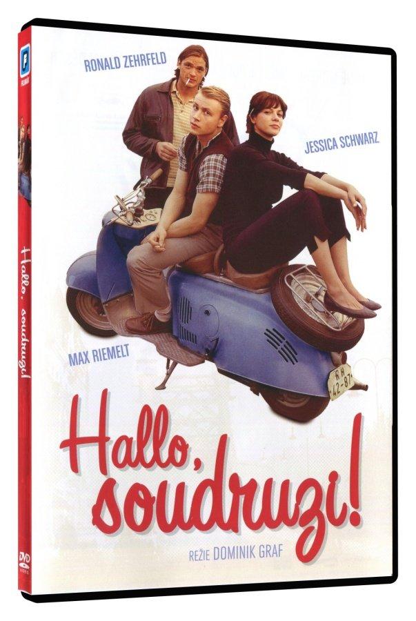 Hallo, soudruzi! (Club rote Kakadu) (DVD) (papírový obal)