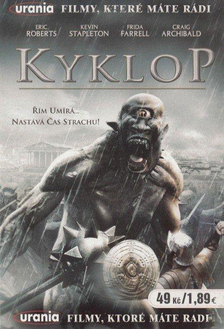 Kyklop (DVD) (papírový obal)