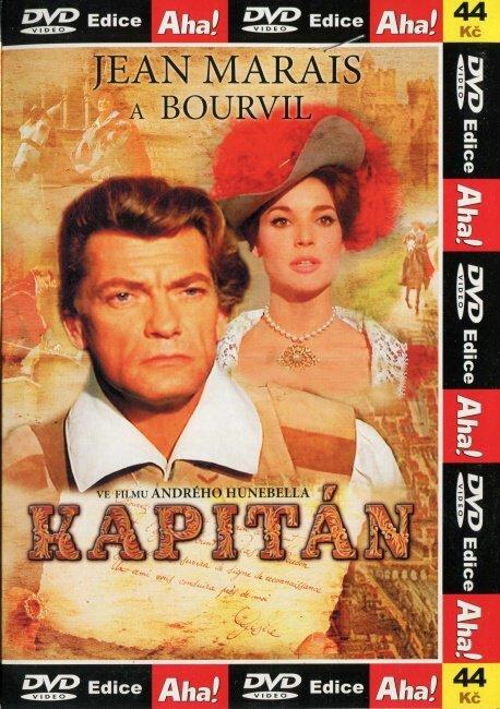 Kapitán (DVD) (papírový obal)