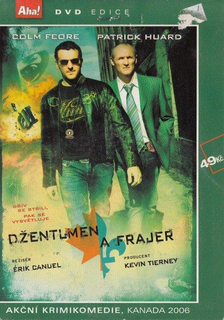 Džentlmen a frajer (DVD) (papírový obal)