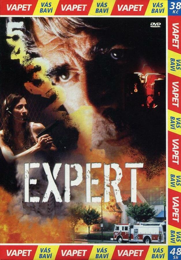 Expert (DVD) (papírový obal)